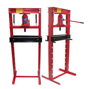 20 Ton Hydraulic Shop Press Bottle Jack