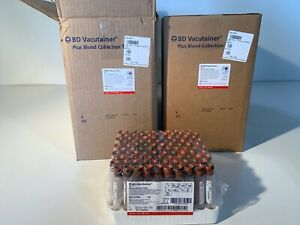 1 Case Bd Vacutainer Sst 367988 Venous Blood Collection Tubes 8 5 Ml Not Expired