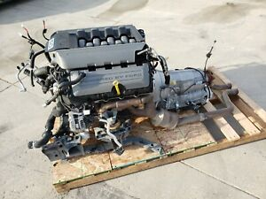2017 Mustang 5 0 Coyote Engine Gt Drivetrain Automatic 6r80 Transmission 31k Mi