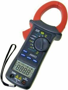 Sinometer Bm803 Ac dc Current 1000a Clamp Meter With 3 3 4 Digits High Accuracy