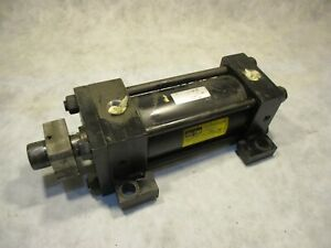 Parker 2h Hydraulic Cylinder 3 1 4 Bore X 5 Stroke