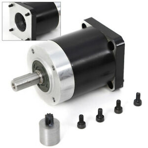 Nema17 42mm planetary Geared Ratio 30 1 Speed Reducer Gearbox For Stepper