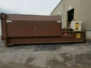 2016 Ace Equipment Co 30 Cu Yd Self Contained Trash Compactor