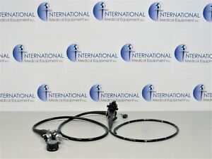 Olympus Gif q140 Gastroscope Endoscopy Endoscope