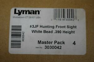 Lyman #3JF Hunting Front Sight .390 3 8quot; Dovetail #3030042 $17.99