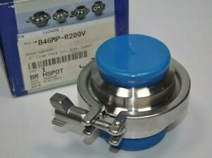 Dixon Valve B46mp r200v 2 316l Stainless Steel Check Valve W Viton Seals