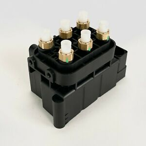New Air Suspension Valve Solenoid Block Fits Vw Audi Porsche 7l0698014