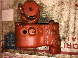 International Harvester Ihc M 1 1 2 Carb 9624ta Hit Miss Stationary Engine Prime
