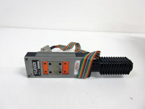 Micro controle X Stage Slide With Servo Motor Klinger