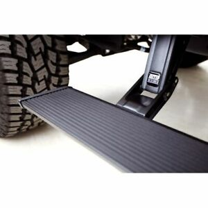 Amp Research 78135 01a Xtreme Electric Running Boards For 2020 Jeep Gladiator