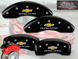 2016 2020 Chevy Malibu Front Rear Black Mgp Brake Disc Caliper Covers racing
