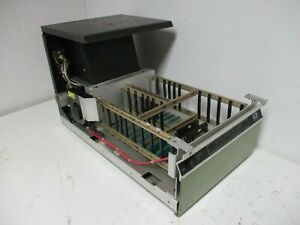 Leco 786 900 Mac 400 Furnace Control Electronics Chassis Rack Power Supply