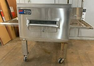 Middleby Marshall Ps200 Conveyor Pizza Oven
