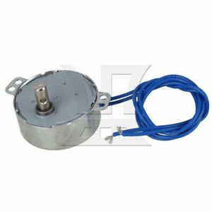 Ac110v Tyc 50 5 6rpm 20 60ma 4w Shaft Non directional Synchronous Motor