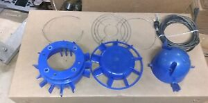 Coppus Vac 1 Lot Of Replacement Air Mover Parts Vac1 And Power Cord Etc