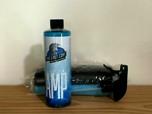 The Last Coat 16oz Amp Gloss Slickness Topper Tlc2 2 Gsm 400 Towels