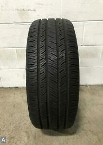 1x P245 45r18 Continental Contiprocontact 9 10 32 Used Tire