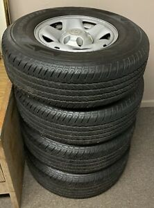 2005 2015 Toyota Tacoma Oem Factory Stock Wheels Rims And Tires 245 75 16