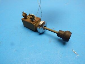 1951 62 Ford Convertible Top Retractable Switch 52 53 54 55 56 57 58