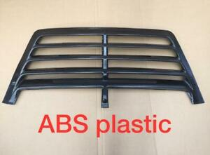 Bmw E30 Rear Window Louver Auto plas M tech Alpina Spoiler Visor Abs plastic