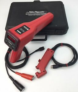 Matco Tools Diagnostic Inductive Advance Timing Light In Case Very Clean