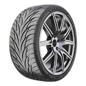 Federal Ss595 P215 40r16 86w Bsw Summer Tire