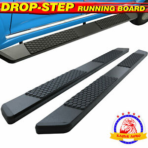 For 15 21 Colorado Canyon Crew Cab 5 5 Running Board Nerf Bar Side Step 78 Inch