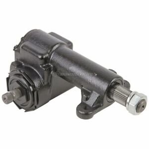 Manual Steering Gear Box For Ford Mustang Mercury Cougar Tag Smb d