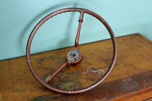 Vintage 1960s Chevrolet Steering Wheel Impala Others Old Hot Rat Rod Part