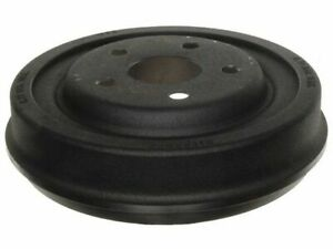 Raybestos 25zx63f Rear Brake Drum Fits 1985 1988 Dodge Omni Glh