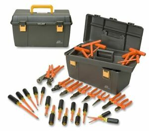 Cementex Its 30b 30 Piece Electricians Insulated Tool Kit