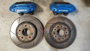 R34 Skyline Gtt 310mm Front Brakes S13 S14 R32 R33 Z32 Upgrade
