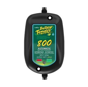 Battery Tender 800 12v Waterproof Portable Car Battery Charger High Quality