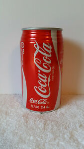 1983 Coca Cola Full Can, Last Year of the Original Formula with