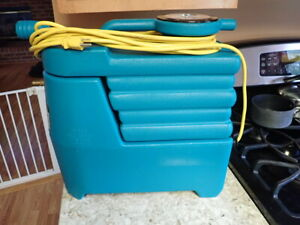 Tennant Ex spot Portable Carpet Spot Extractor Cleaner 1 5 Gal Auto Detail