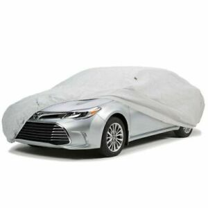 Covercraft C40005rb Wolf Ready fit Block it 200 Car Cover Gray