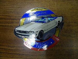 Snap On Tools 1964 1 2 Mustang American Classic Decal
