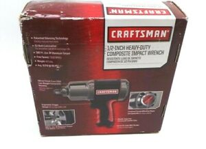 Craftsman 919984 1 2 580 Ft lbs Heavy Duty Air Impact Wrench B60916 2 no Ff7