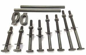 Clamping Kit To Suit Myford Ml10 Ml7 Super 7 Lathes