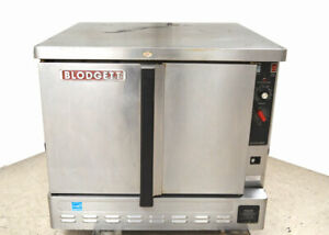 Blodgett Zephaire Commercial Convection Gas Oven Racks Timer Temp 200 f 500 f