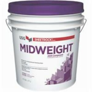Sheetrock Midweight Pre mixed All purpose Drywall Joint Compound
