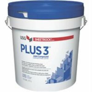 Sheetrock Plus 3 Pre mixed Lightweight All purpose Drywall Joint Compound