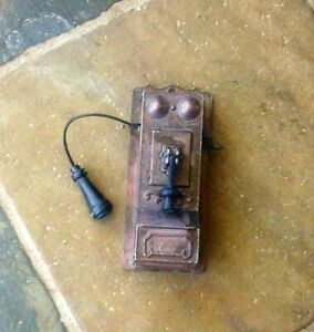 Vintage Crank Wall Mounted Telephone Pencil Sharpener
