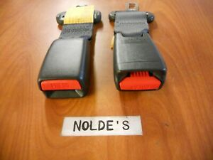 Seat Belt Extenders Lot Of 2 100324a 100416a Cs1278 Ds1441b1