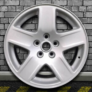 Full Face Bright Fine Silver Oem Wheel For 2006 2007 Dodge Charger 17x7