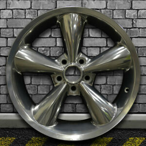 Polish Full W flange Oem Factory Wheel For 2006 2009 Ford Mustang 18x8 5