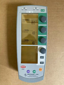 Medtronic 5388 Dual Chamber Temporary Pacemaker Patient Monitor Asynchronous