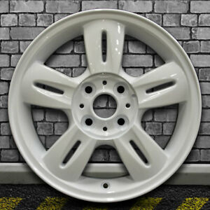 Full Face Bright White Oem Factory Wheel For 2004 2009 Mini Cooper 15x5 5