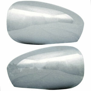 Full Mirror Covers For 2005 2010 Chrysler 300 W Painted Mirrors Chrome