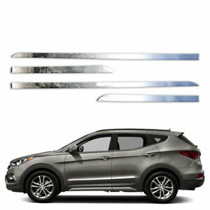 4p 1 1 2 Accent Trim Fits 2013 2019 Hyundai Santa Fe Sport By Brighter Design